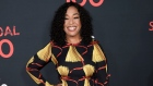 "Shonda Rhimes attends the ""Scandal"" 100th Episode Celebration at Fig & Olive in West Hollywood"