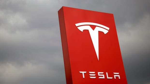 Tesla Sees Unusually High Options Volume (NASDAQ:TSLA)