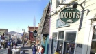 The Roots store along Main Street Monday, Feb. 25, 2002, in Park City, Utah