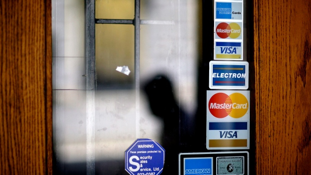 Credit card, mortgage debt