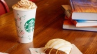 Starbucks pumpkin spice products