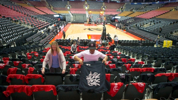 Historic deal results in Air Canada Centre name change