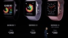 Apple Event - Apple watches with prices