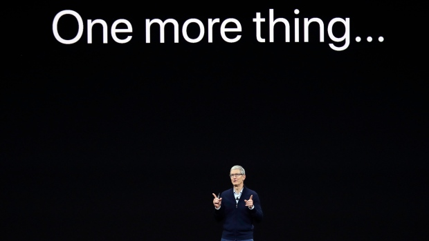 Apple CEO Tim Cook wants to see the end of money