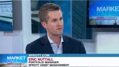 Eric Nuttall, portfolio manager at Sprott Asset Management