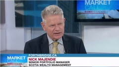 Nick Majendie, senior portfolio manager, Scotia Wealth Management