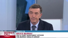 Bruce Murray, CEO & chief investment officer, The Murray Wealth Group