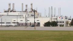 GM's CAMI plant in Ingersoll, Ont.