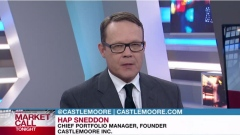 Hap Sneddon, chief portfolio manager founder, Castlemoore Inc.