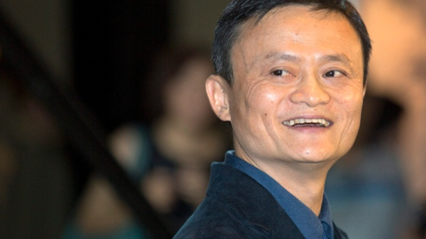 Alibaba Group founder and Executive Chairman Jack Ma