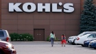 Shoppers walk to a Kohl's retail store in Salem, New Hampshire