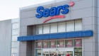 A Sears Canada outlet is seen in Saint-Eustache, Quebec