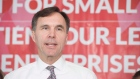 Minister of Finance Bill Morneau