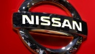 Nissan Motor's logo is displayed at the 44th Tokyo Motor Show in Tokyo, Japan, November 2, 2015