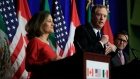 Fourth round of NAFTA renegotiations in Washington, D.C.