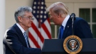 U.S. President Donald Trump nominates Jerome Powell for the Federal Reserve chair