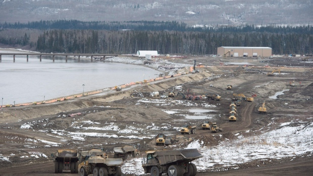 Site C dam goes ahead, cost up to $10.7 billion