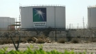 Oil tanks seen at the Saudi Aramco headquarters during a media tour at Damam city November 11, 2007