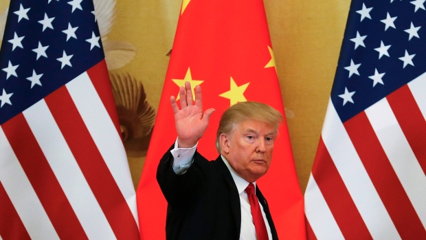 USA  and China Officially in a Trade War over