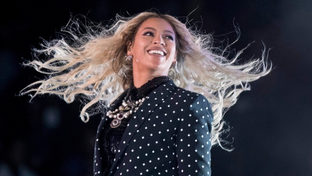 Beyonce becomes highest paid woman in music
