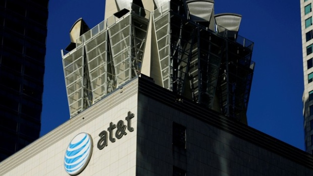 AT&T quarterly profit rises, helped by tax cuts