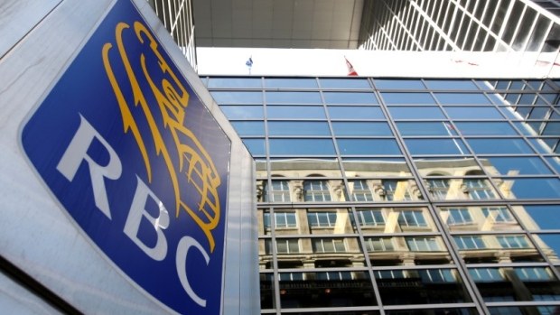 Royal Bank of Canada RBC branch in Ottawa