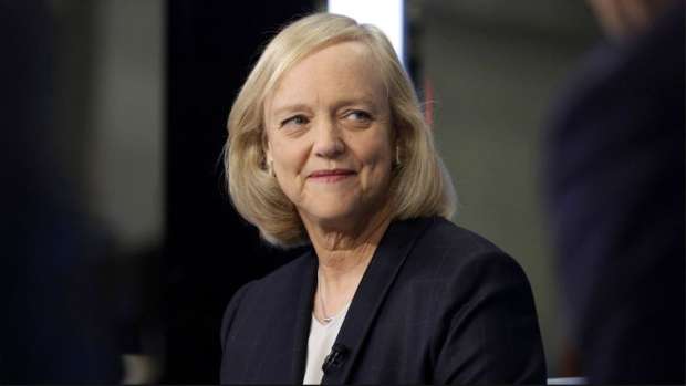 Meg Whitman to step down as chief executive of Hewlett Packard Enterprise