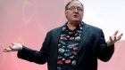 John Lasseter, Chief Creative Officer of Walt Disney and Pixar Animation Studios
