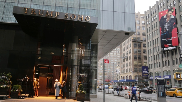 Trump Soho hotel New York City