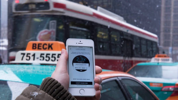 Uber Toronto Phone Number >> Uber S Head Of Grocery Job Posting Hints At Plans In