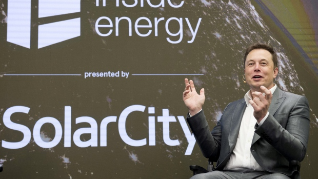 Elon Musk Tesla SolarCity Inside Energy Summit Oct. 2 2015