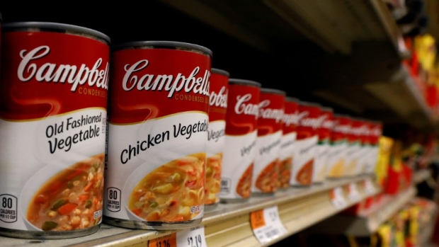 Campbell Soup to buy snacks maker Snyder's-Lance for $4.87 bln