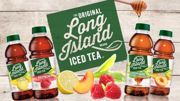 Long Island Iced Tea Corp Stock Skyrockets on 'Blockchain' Rebranding