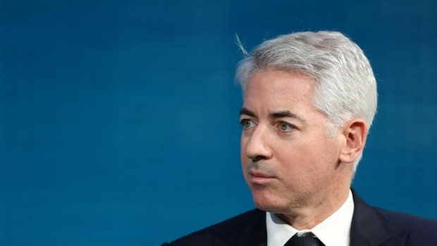 Bill Ackman CEO of Pershing Square Capital