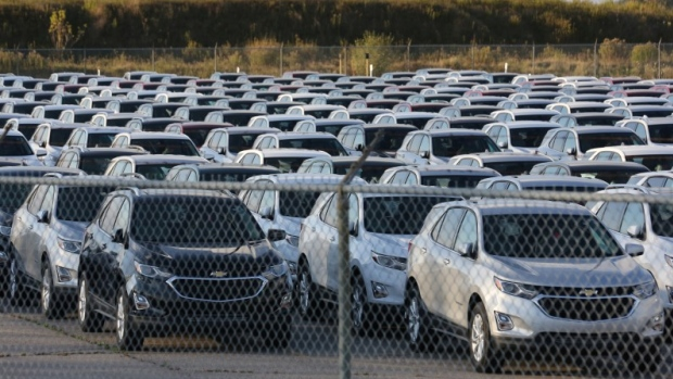 GM to stop reporting U S  monthly sales figures - BNN Bloomberg