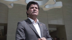 Unifor President Jerry Dias in Toronto, August 25, 2017