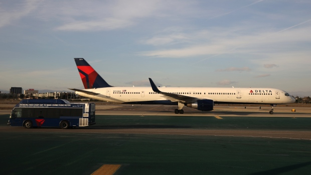 Delta is rallying after reporting solid earnings