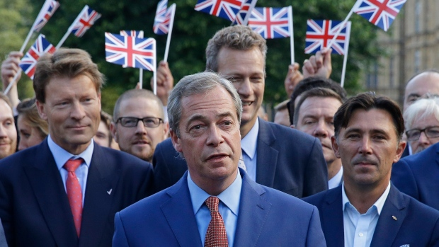 Nigel Farage climbs down after backing second Brexit referendum