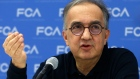 FCA's Marchionne speaks at the North American International Auto Show in Detroit