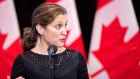 Chrystia Freeland January 11, 2018