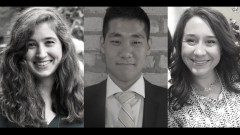 Emily Fister, Jason Kim, Jena Alicia Roy: The end of easy money and millennials' money worries
