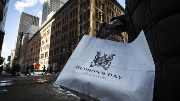 Hudson's Bay (HBC) Given New C$10.00 Price Target at Scotiabank