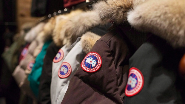 Canada Goose tumbles despite topping earnings estimates