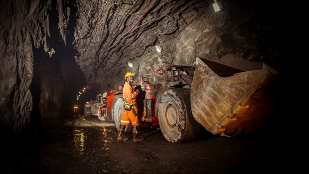 Acacia mining