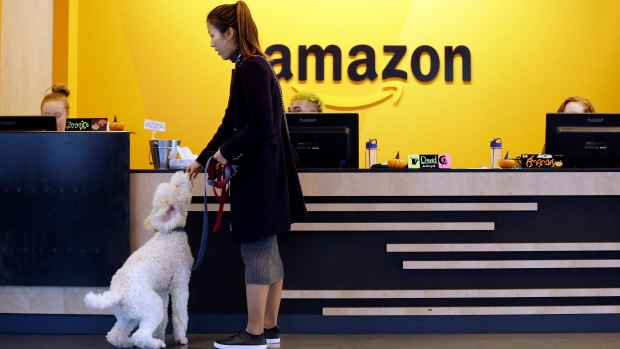 Amazon to Lay Off Hundreds of Corporate Employees